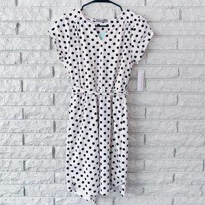 NWT Loveappella Stitchfix Polka-dot Dress